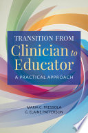 Transition from Clinician to Educator