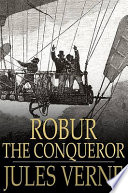 Robur the Conqueror And Flashing Lights Atop Many Of