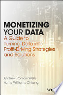 Monetizing Your Data