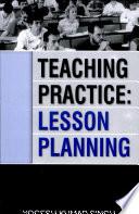 Teaching Practice: Lesson Planning