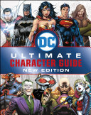 DC Comics Ultimate Character Guide New Edition Book