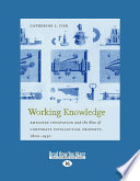 Working Knowledge Large Print 16pt  book