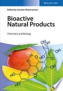 Bioactive Natural Products