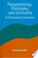 Parapsychology Philosophy And Spirituality
