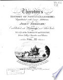 History of Nottinghamshire