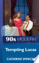 Tempting Lucas  Mills   Boon Vintage 90s Modern