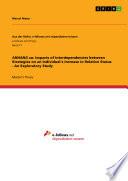 ANHANG zu  Impacts of Interdependencies between Strategies on an Individual s Increase in Relative Status   An Exploratory Study