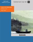 Life on the Mississippi (Volume 2 of 2 ) (EasyRead Super Large 18pt Edition)