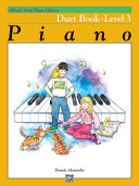 Alfred's Basic Piano Library - Duet Book 3