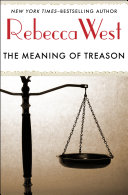 The Meaning of Treason Readers Inside World War Ii Spy Rings And