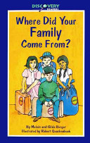 Where Did Your Family Come From?