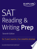 SAT Reading   Writing Prep
