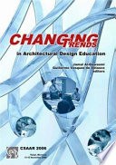 Changing Trends In Architectural Design Education