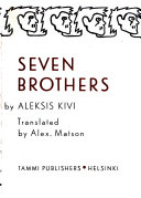 Seven Brothers Book PDF