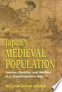 Japan S Medieval Population