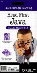 Head First Java Code Magnet Kit