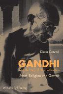 Gandhi und der Begriff des Politischen