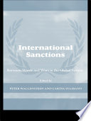 International Sanctions