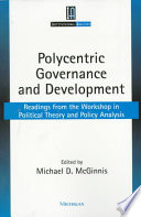 Polycentric Governance and Development