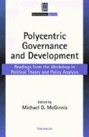 Polycentric Governance and Development