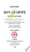 Histoire de Don Quichotte de la Manche
