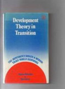 Development theory in transition