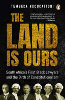 The Land Is Ours book