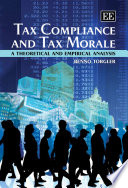 Tax Compliance and Tax Morale