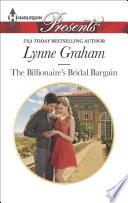 The Billionaire S Bridal Bargain