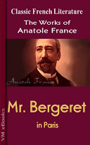 Book Monsieur Bergeret in Paris