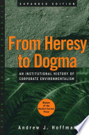 From Heresy To Dogma : has led to profound changes in...