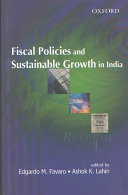 Fiscal Policies and Sustainable Growth in India