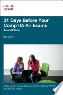 31 Days Before Your CompTIA A  Exams