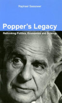 Popper's Legacy Book