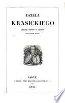 Dzie  a Krasickiego