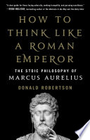 Book How to Think Like a Roman Emperor
