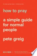 How to Pray Pdf/ePub eBook
