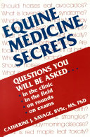 Equine Medicine Secrets : organ systems organisation in presenting all the...
