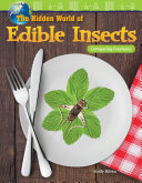The Hidden World of Edible Insects: Comparing Fractions 6-Pack