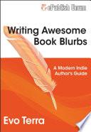 Writing Awesome Book Blurbs