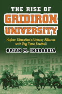 The Rise of Gridiron University Book PDF