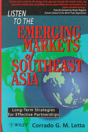 Listen to the Emerging Markets of Southeast Asia