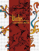 The Witches  Almanac Coloring Book