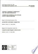 Rapport de la Quatrième Session Du Comité Scientifique Consultatif