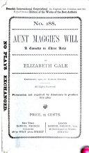 Aunt Maggie's Will