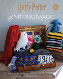 Book Harry Potter  Knitting Magic