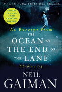 An Excerpt from The Ocean at the End of the Lane by Neil Gaiman