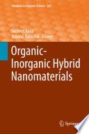 Organic Inorganic Hybrid Nanomaterials