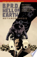 B P R D Hell On Earth Volume 12   Metamorphosis
