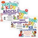 The Everything Kids Science Experiments Bundle With 2 Paperbacks